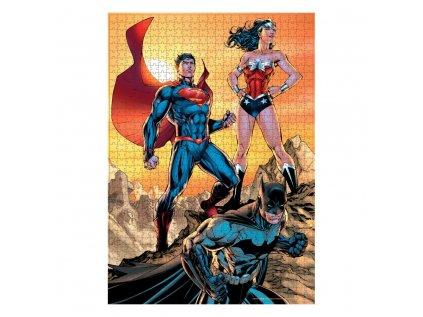 PUZZLE|DC COMICS  JUSTICE LEAGUE|1000 KUSŮ