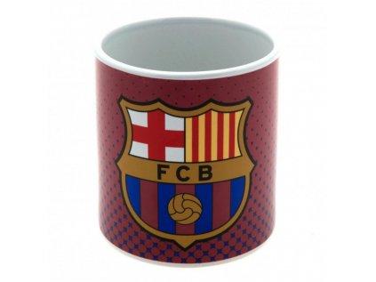 HRNEK VELKÝ|BARCELONA FC  480 ml|JUMBO|FADE|ZNAK|BÍLÝ VÍNOVÝ