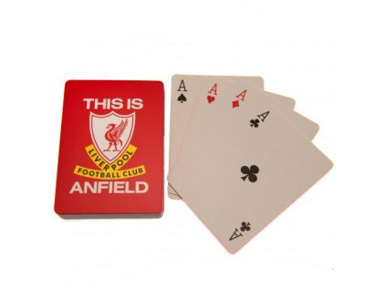 KARTY HRACÍ|LIVERPOOL FC  THIS IS ANFIELD
