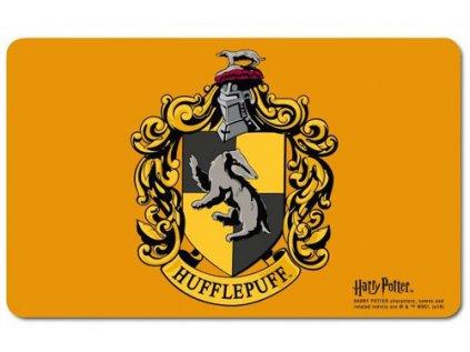 PROSTÍRÁNÍ NA STŮL|HARRY POTTER  23 x 14 cm|HUFFLEPUFF|PLASTOVÁ