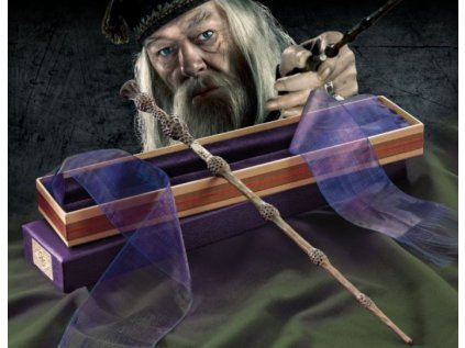 REPLIKA HŮLKY|HARRY POTTER  38 cm|ALBUS DUMBLEDORE|GIFT BOX