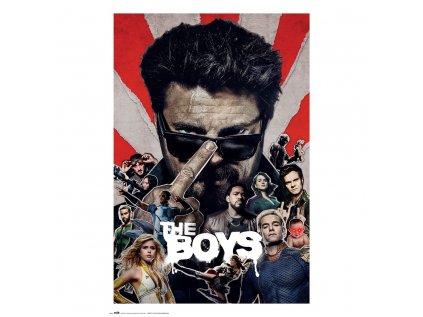 PLAKÁT 61 x 91,5 cm|THE BOYS  SEASON 2