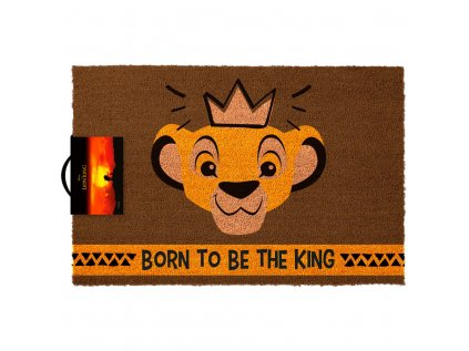ROHOŽKA|DISNEY|THE LION KING  60 x 40 cm|BORN TO BE THE KING