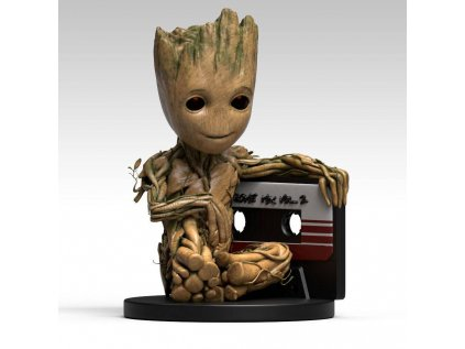 POKLADNIČKA|MARVEL  17 cm|GUARDIANS OF THE GALAXY|GROOT