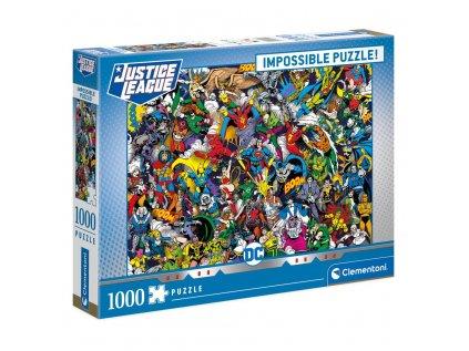 PUZZLE DC COMICS  JUSTICE LEAGUE 1000 KUSŮ