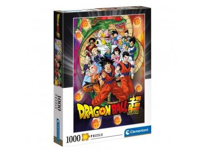 PUZZLE|DRAGON BALL  CHARACTERS|1000 KUSŮ