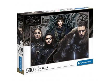 PUZZLE|GAME OF THRONES  HOUSE STARK|500 KUSŮ