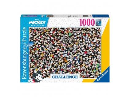 PUZZLE|DISNEY  MICKEY MOUSE|1000 KUSŮ