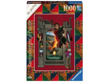 PUZZLE|HARRY POTTER  TRIWIZARD TOURNAMENT|1000 KUSŮ