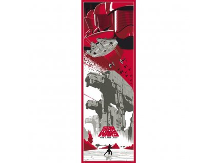 PLAKÁT 53 x 158 cm|STAR WARS  EPISODE VIII
