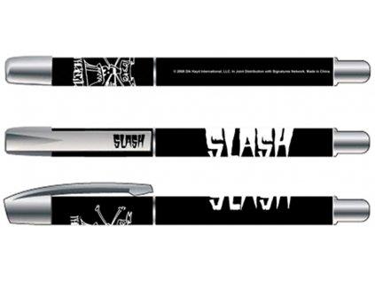KULIČKOVÉ PERO|SLASH  BLACK LOGO