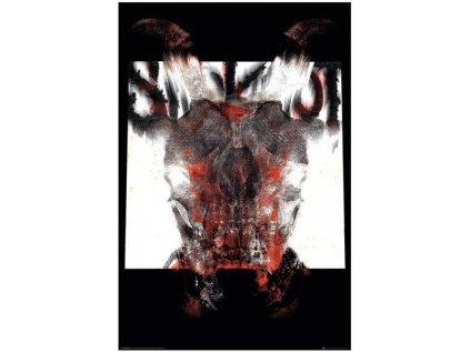 PLAKÁT 61 x 91,5 cm|SLIPKNOT  ALBUM COVER 2019