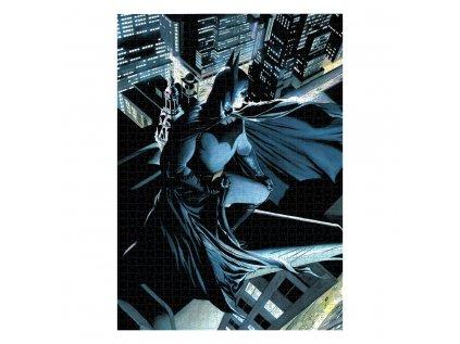 PUZZLE|DC COMICS  BATMAN VIGILANT|1000 KUSŮ