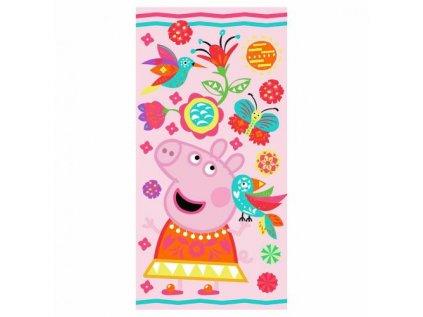 RUČNÍK OSUŠKA|PEPPA PIG  FIESTA|70 x 140 cm