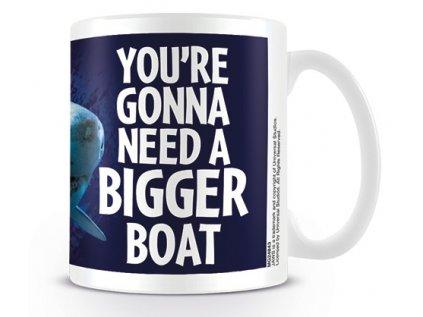 HRNEK KERAMICKÝ|JAWS  315 ml|BIGGER BOAT