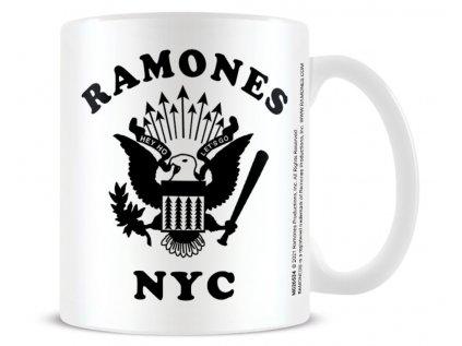 HRNEK KERAMICKÝ|RAMONES  315 ml|NYC
