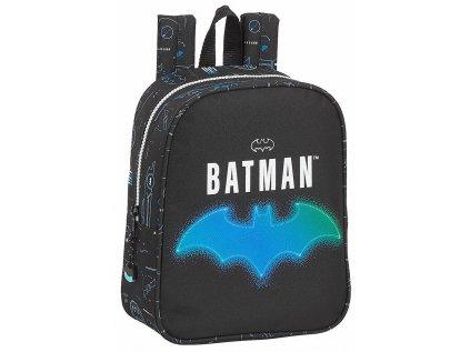 BATOH DĚTSKÝ MINI|DC COMICS|BATMAN  BAT-TECH|232 12104|22 x 27 x 10 cm