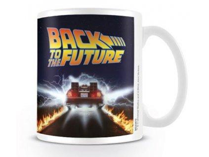 HRNEK KERAMICKÝ|BACK TO THE FUTURE  315 ml|DELOREAN