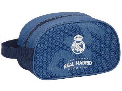 TAŠKA MALÁ NECESÉR|REAL MADRID FC  LEYENDA|248 12124|26 x 15 x 12 cm