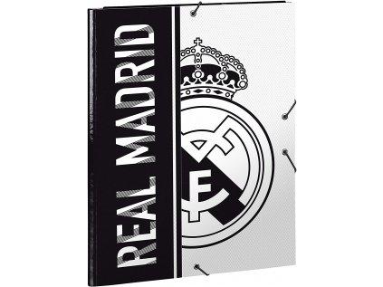 SLOŽKA A4 3 KLOPY REAL MADRID FC  2018 068 11854 26 x 33 x 2 cm