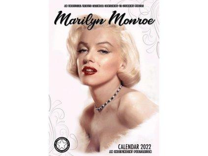 KALENDÁŘ 2022|FILM  MARILYN MONROE (29,7 x 42 cm) A3