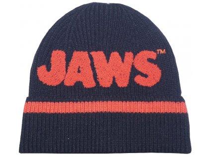 ČEPICE ZIMNÍ|JAWS  LOGO
