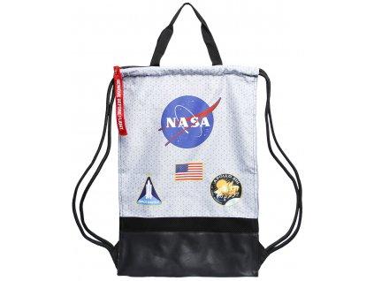 PYTLÍK GYM BAG|NASA  HOUSTON|34 x 49 cm