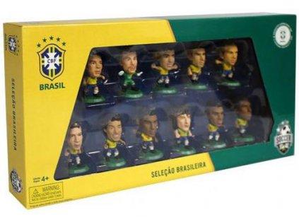 FIGURKY SBĚRATELSKÉ|BRASIL  SET 11 FIGUREK