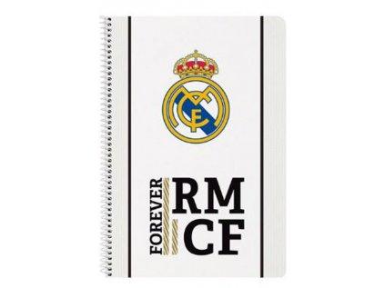 BLOK|SEŠIT A4|REAL MADRID FC  A4|80 LISTŮ|11954
