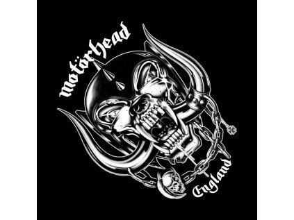 ŠÁTEK|MOTÖRHEAD  ENGLAND|ČERNÝ