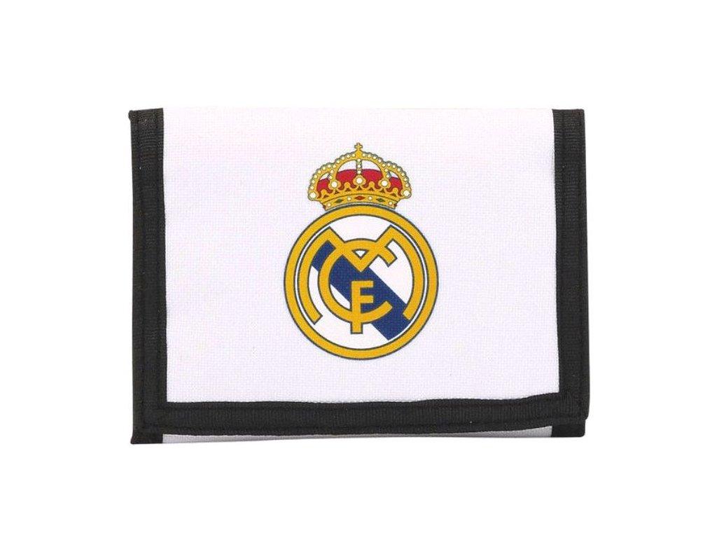 PENĚŽENKA ROZKLÁDACÍ|REAL MADRID FC  VZOR 036 11754|12,5 x 9,5 cm