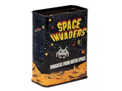 POKLADNIČKA|SPACE INVANDERS  8,5 x 11,5 x 4,5 cm