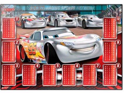 PODLOŽKA NA STŮL DISNEY  CARS 3 49,5 x 34,5 cm