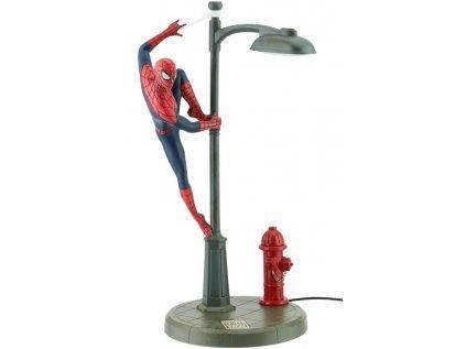 LAMPA DEKORATIVNÍ MARVEL  SPIDERMAN USB VÝŠKA 34 cm