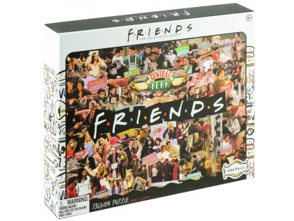 PUZZLE|FRIENDS  1000 KUSŮ|COLLAGE