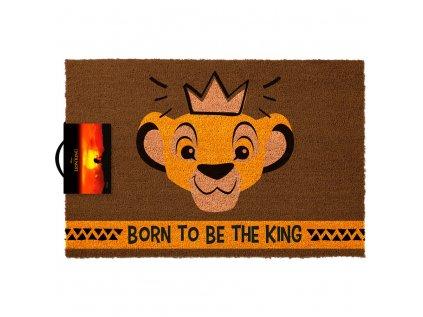 ROHOŽKA|DISNEY|THE LION KING  60 x 40 cm|BORN TO BE THE KING
