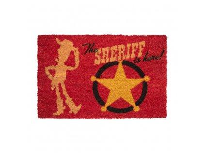 ROHOŽKA|DISNEY|TOY STORY  60 x 40 cm|THE SHERIFF IS HERE