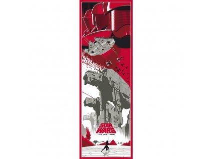PLAKÁT 53 x 158 cm STAR WARS  EPISODE VIII