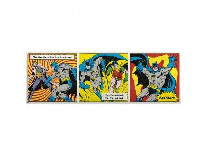 PLAKÁT 53 x 158 cm|DC COMICS  BATMAN TRIPTYCH