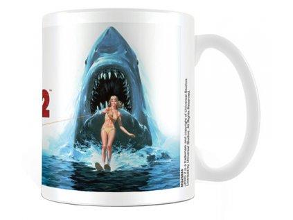 HRNEK KERAMICKÝ JAWS 2  315 ml POSTER