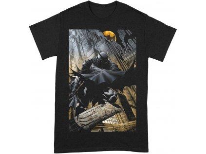 TRIČKO DĚTSKÉ DC COMICS  BATMAN NIGHT GOTHAM