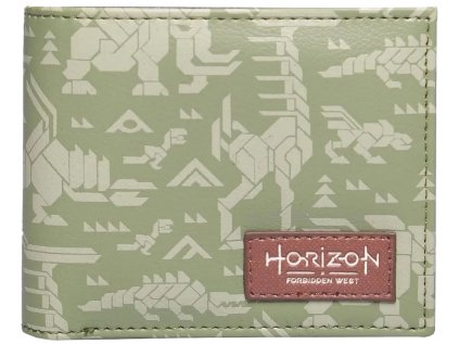 PENĚŽENKA OTEVÍRACÍ  HORIZON FORBIDDEN WEST|10 x 9 cm