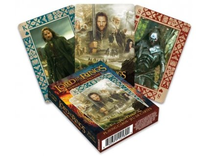 KARTY HRACÍ|LORD OF THE RINGS  HEROES AND VILLAINS|54 KARET