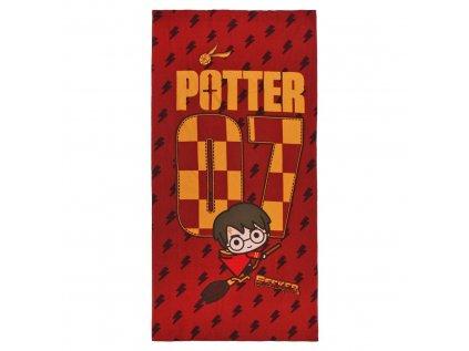 RUČNÍK OSUŠKA HARRY POTTER  POTTER 07 140 x 70 cm