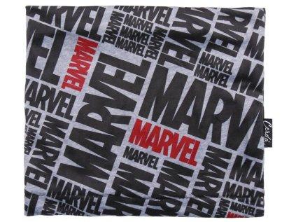 ŠÁTEK NA KRK MARVEL  CLASSIC LOGO 26 x 24 cm