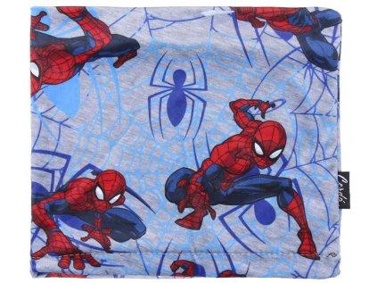 ŠÁTEK NA KRK MARVEL  SPIDERMAN POSE 26 x 24 cm