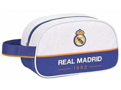 TAŠKA MALÁ NECESÉR REAL MADRID FC  21/22 248 12154 26 x 15 x 12 cm