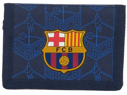 PENĚŽENKA ROZKLÁDACÍ|BARCELONA FC  036 12125|12,5 x 9,5 cm