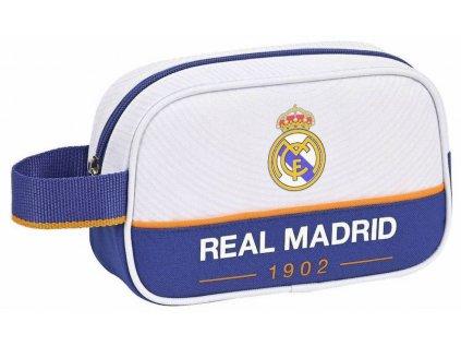 TAŠKA MALÁ NECESÉR REAL MADRID FC  21/22 234 12154 22 x 13 x 8 cm