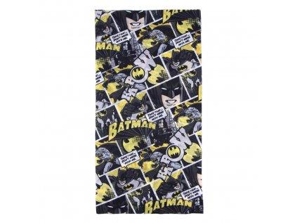 ŠÁTEK NA KRK DĚTSKÝ|DC COMICS  BATMAN COMICS|25 x 31 cm
